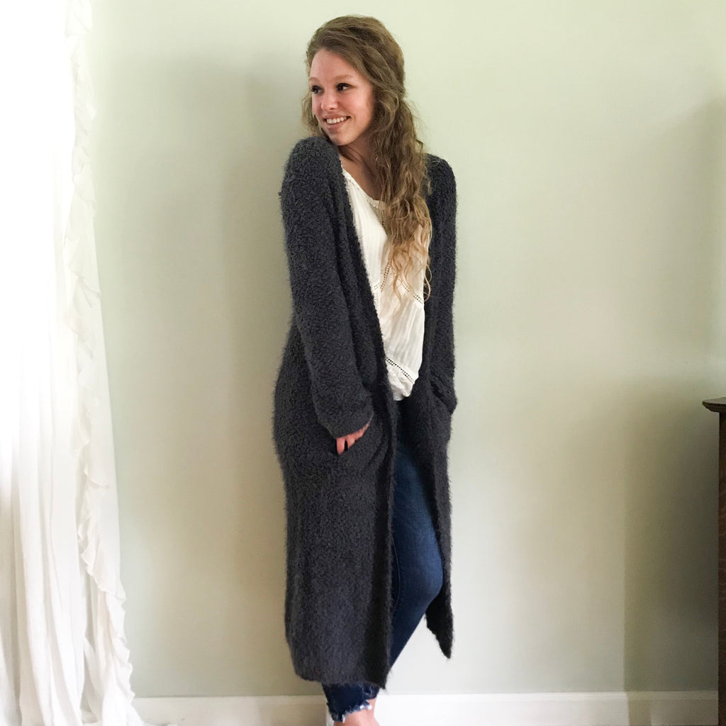 Roxie bubble cardigan