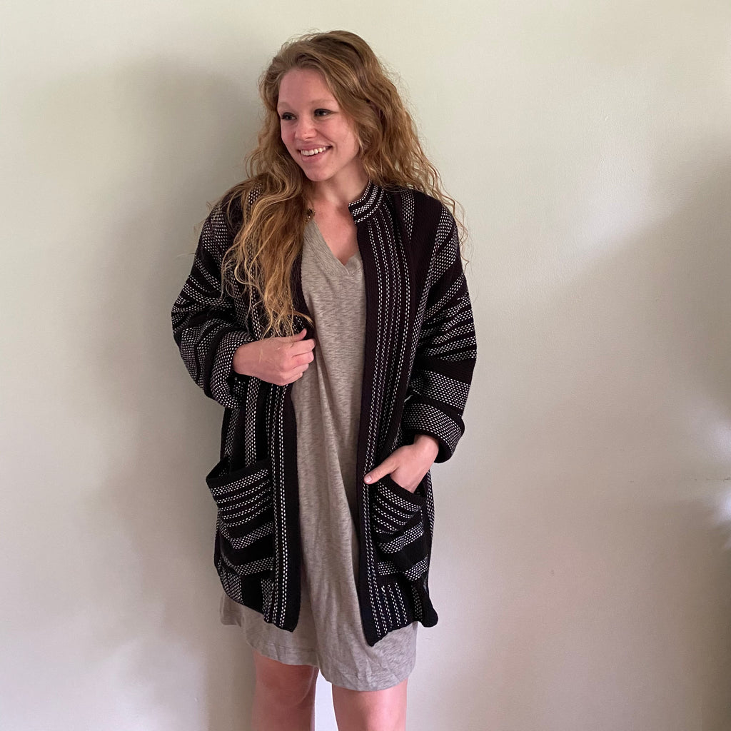 Menzo Duster Coat