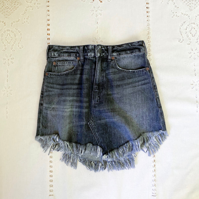 Free People Bailey Mini Skirt