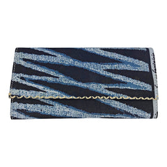 African print clutches purses