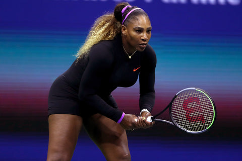 afrilege Serena williams African Amerian successful figures black history month
