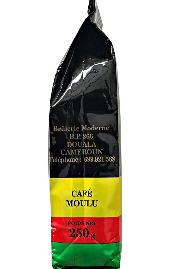 Cafe de Luxe Moulu Philber - Cameroun / Luxurious ground coffee from Cameroon - Afrilege