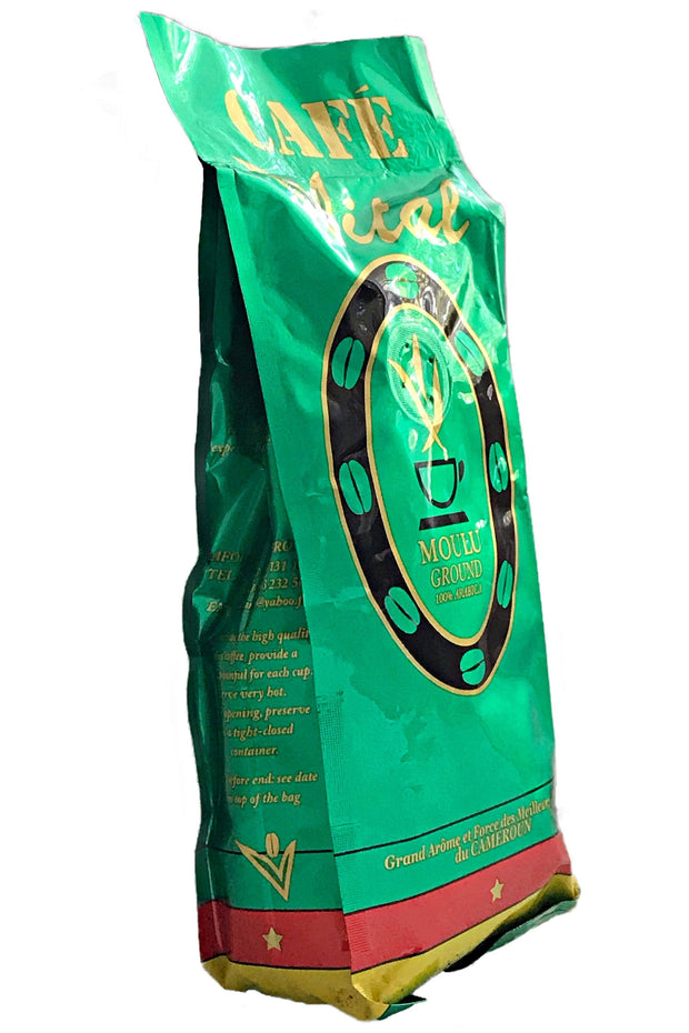 Café Vital Moulu 100% arabica / African ground coffee - Afrilege