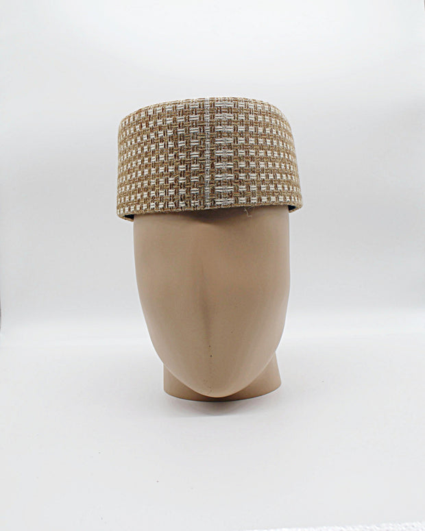African Kufi hat for men - Afrilege