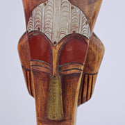 African Mask from Ghana - Afrilege