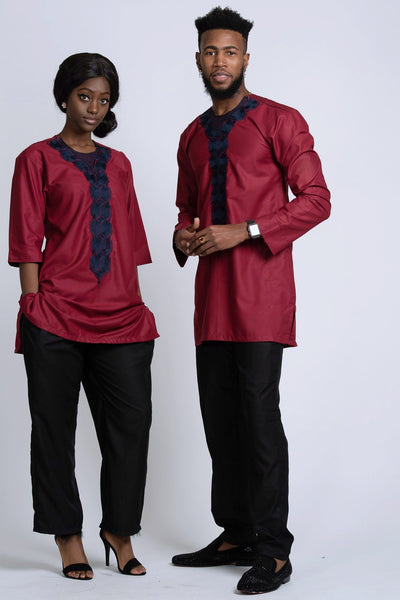 African clothing for Men and Women (Size S) - Afrilege