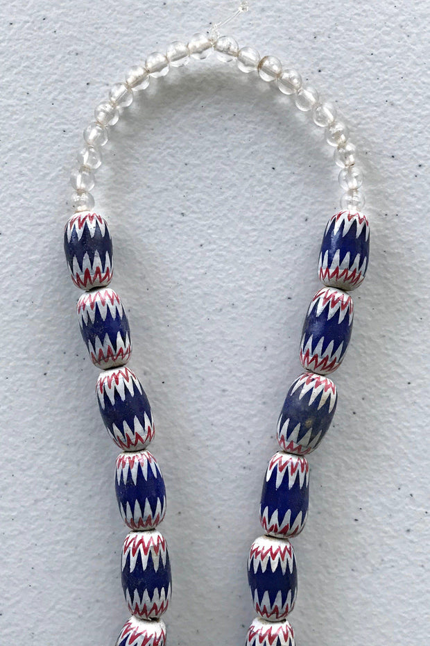 Bamileke Traditional necklace from Grassfields land of Cameroon - Afrilege