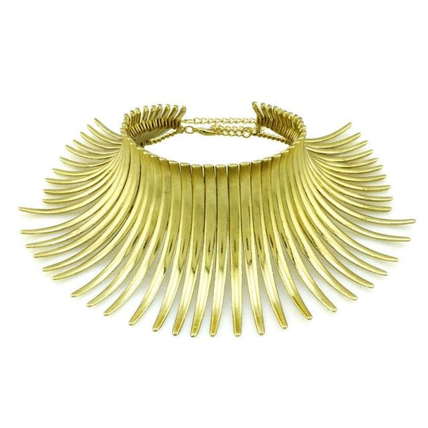 Torques choker Necklace - Afrilege