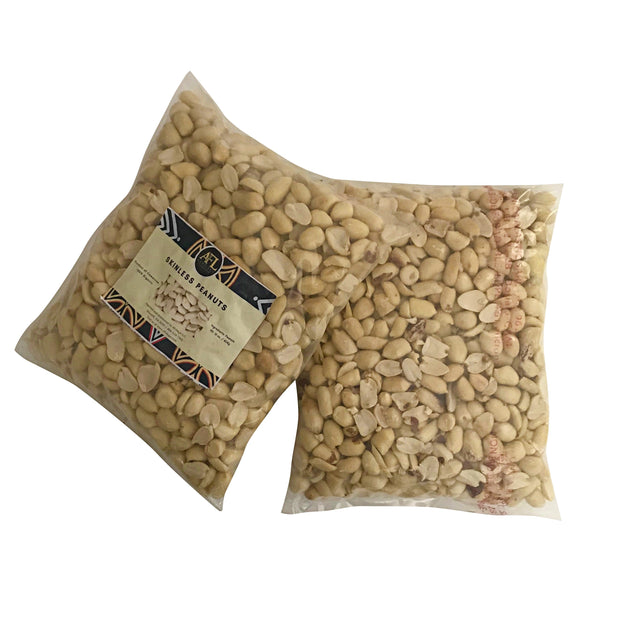 Pulped raw peanuts / Skinless peanuts - Afrilege