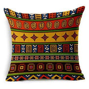 African Bohemian Pillow Covers - Afrilege