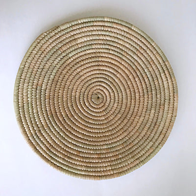 African hand woven trivets - Afrilege
