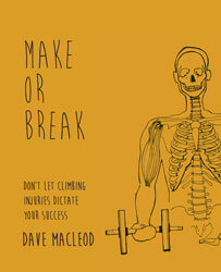 Make or Break: Don't let climbing injuries dictate your success