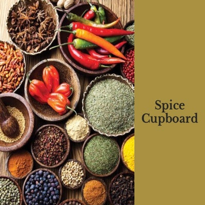 Spice Cupboard