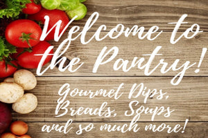 Dip Mixes, Gourmet Foods, Bread Mixes, Drinks, Soups, Spices