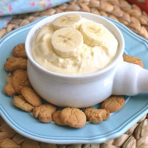 Banana Cream Dessert Mix