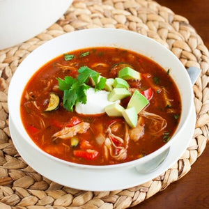 Chicken Enchilada Soup Mix