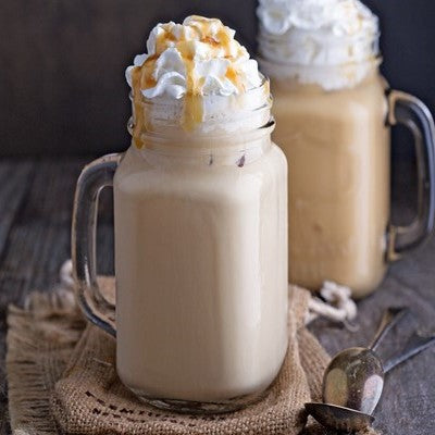 Caramel Cream Frappe Mix