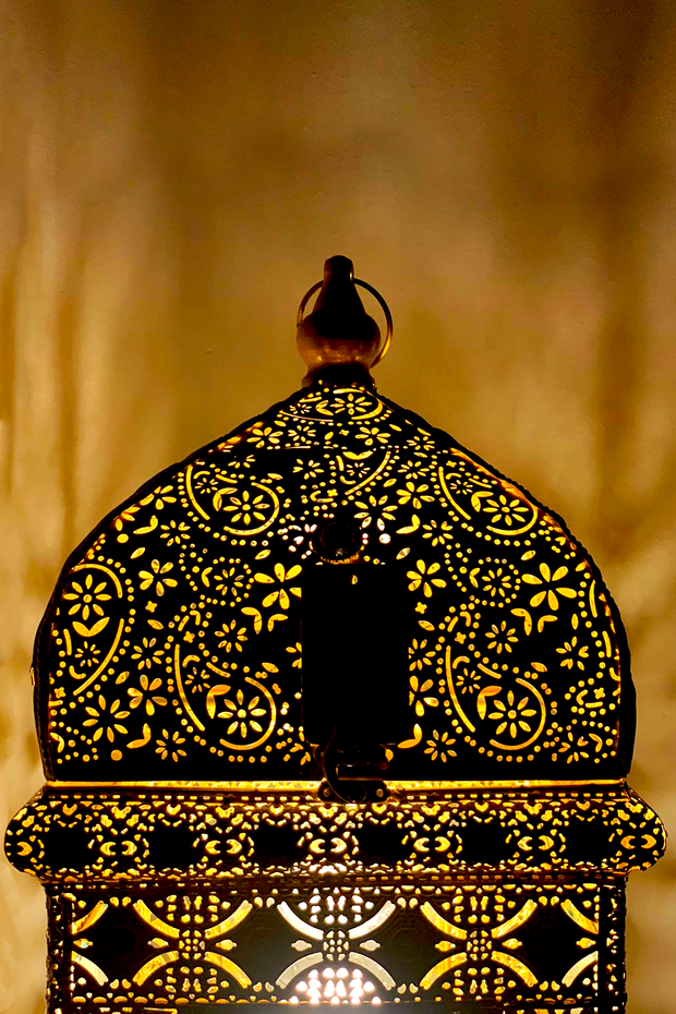 The Pearl Sultan Lantern - ShopAuthentique