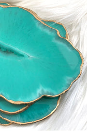 Tiffany Blue Coaster - ShopAuthentique
