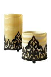 Marble Candles Set - ShopAuthentique