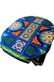 Printed Egyptian Ramadan Khayamiya Tablecloth - ShopAuthentique