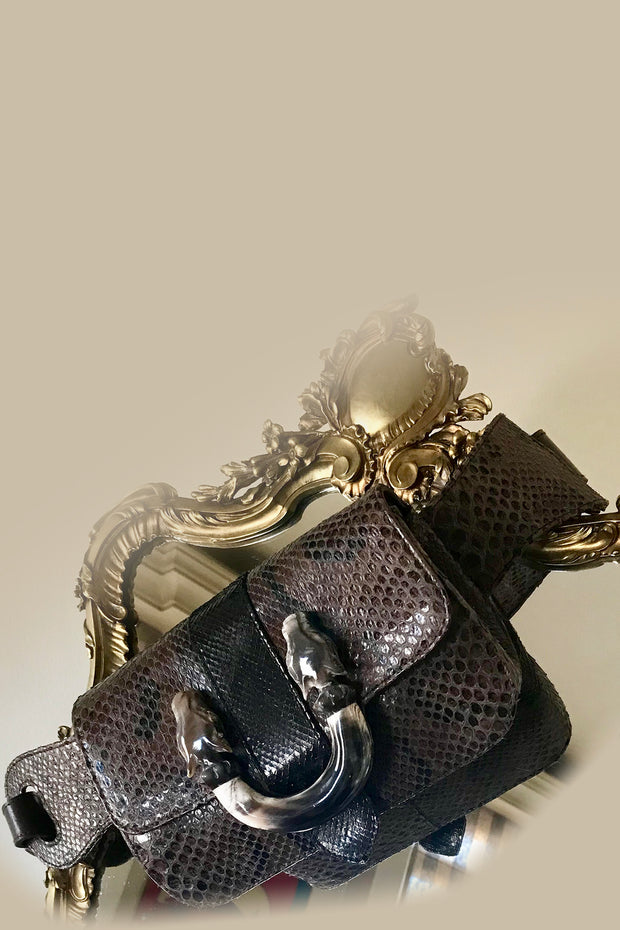 The Python Waist Bag - ShopAuthentique