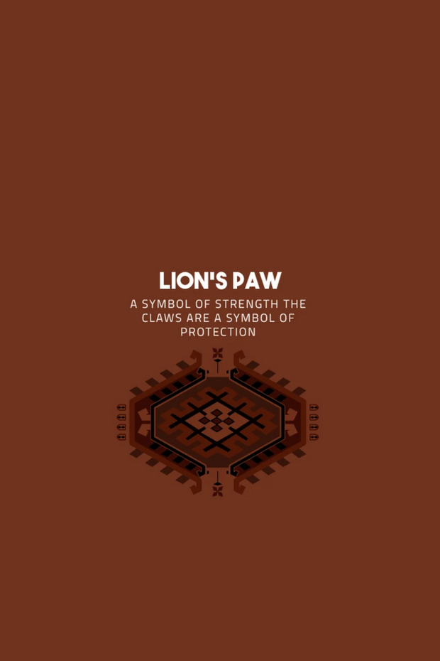 Lion's Paw Coat