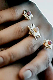 3-Star Rings| Star Collection - ShopAuthentique