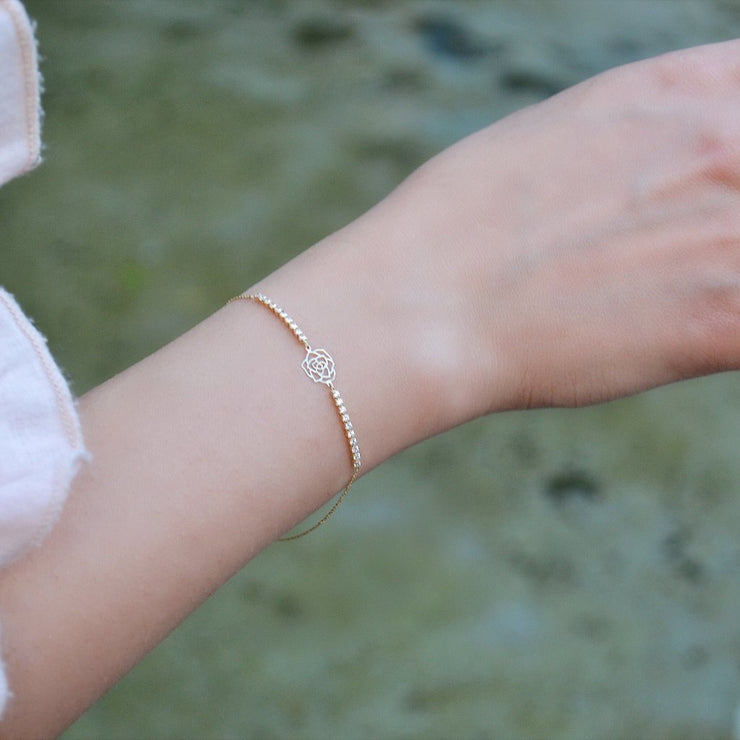Rouge Yellow Gold  Bracelet - ShopAuthentique