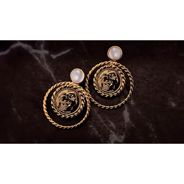 La Lune Earrings - ShopAuthentique