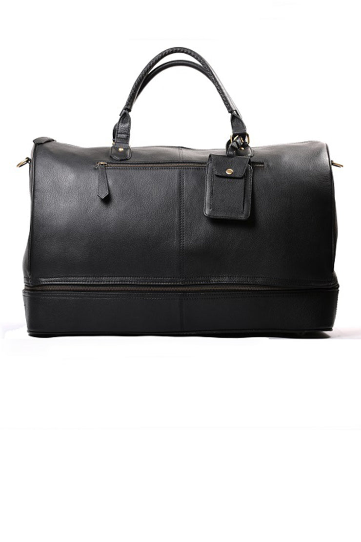 Gypsy Travel Bag - Black Pdm