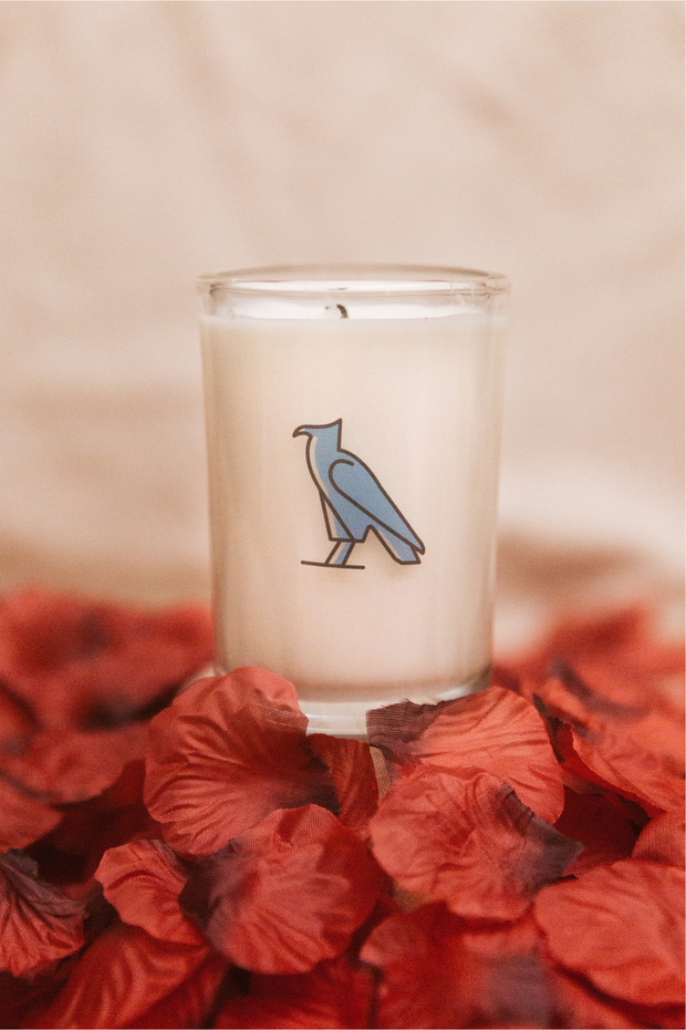 'A' Candle | Letters of Love