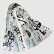Air| Zodiac Scarf - ShopAuthentique