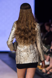 Runway Collection ORO Blazer - ShopAuthentique