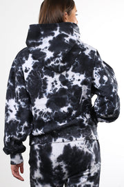 "The ""MARBLE TIE DYE"" Best Friend Hoodie 