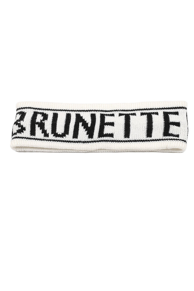 "The ""BRUNETTE"" Headband 