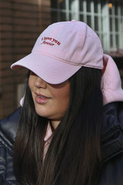 "The ""I LOVE YOU"" Baseball Cap 