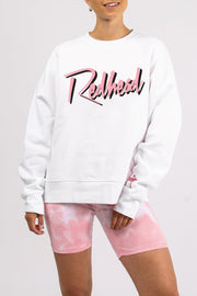 "The ""REDHEAD"" Step Sister Crew Neck Sweatshirt"