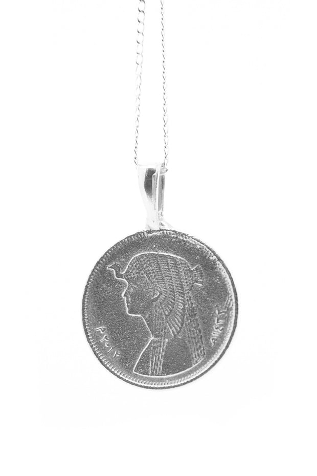 THE EGYPTIAN Coin Necklace Stack I - ShopAuthentique
