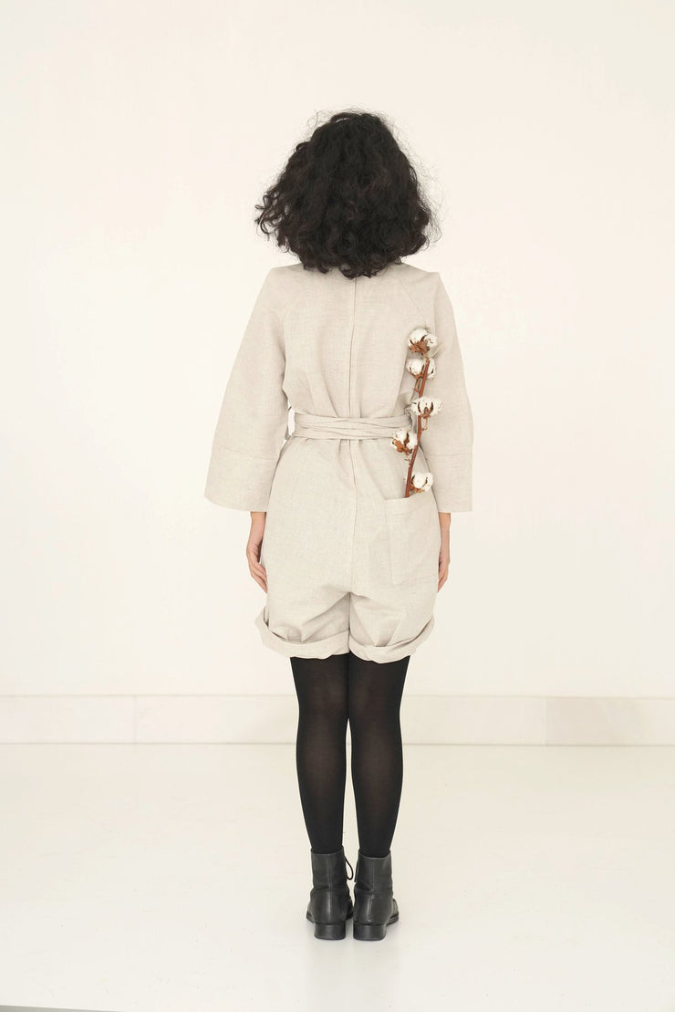 MASON SHORT JUMPSUIT - ShopAuthentique