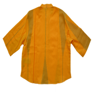 Mustard Loom Shirt - ShopAuthentique