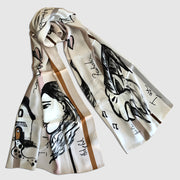 Earth | Zodiac Scarf - ShopAuthentique