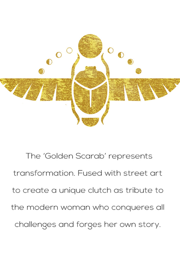 Golden Scarab