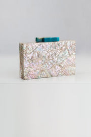 Green Agate Clutch - ShopAuthentique