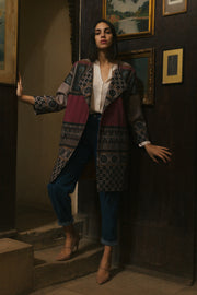 Tourmaline Room Coat - ShopAuthentique