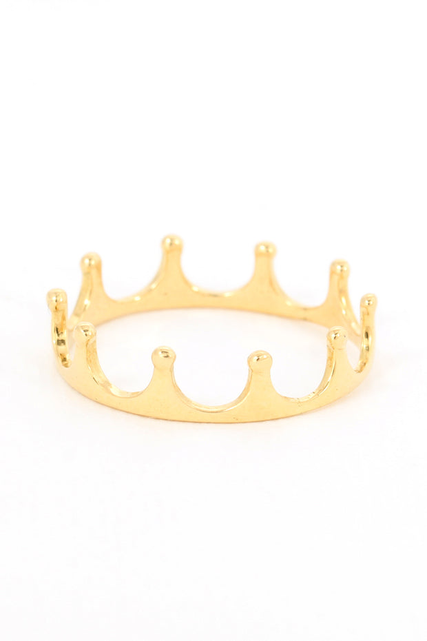 Crown Ring - ShopAuthentique