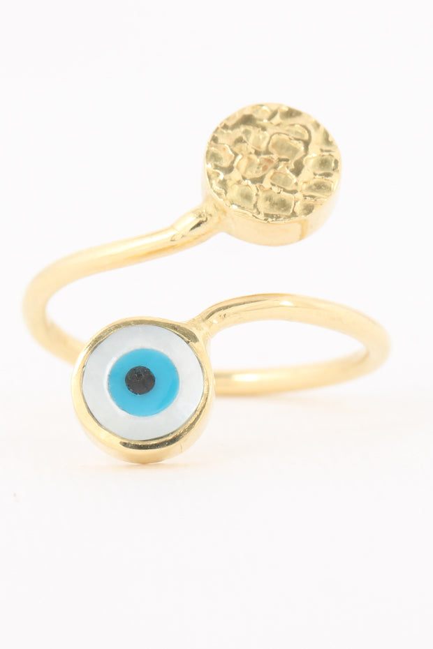 Evil Eye Ring - ShopAuthentique