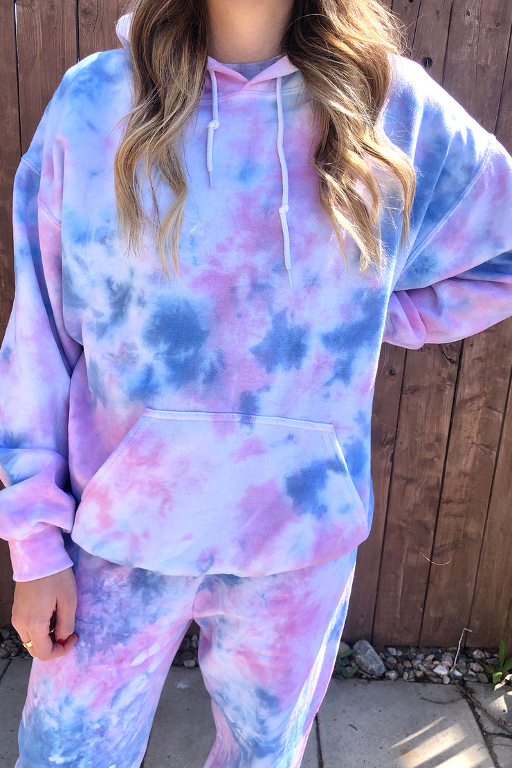 Cotton Candy Cloud Hoodie