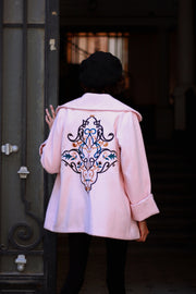 Juniper Pink Jacket - ShopAuthentique