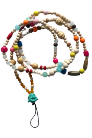 Buddha Rosary Phone Necklace